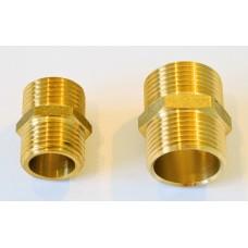 Brass Male Nipple
