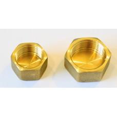 Brass Female End Cap