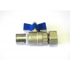 DR Brass Ball Swivel Valve 3/4""