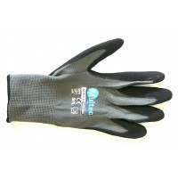 Micro foam Nitrile Coated safety working Glove