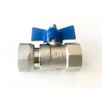 "Swivel Water Valve ¾"" Female"