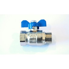 DR Brass Ball Valves (Water)